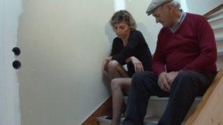 amatrice enculée par un vieux de 71 ans